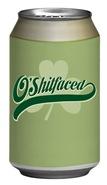 O'Shitfaced Beer Can