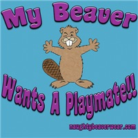 My Beaver Wants A Playmate!