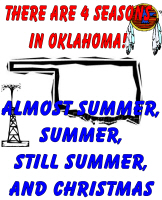 Oklahoma Seasons