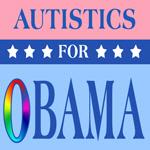 Autistics for Obama v1