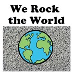 We Rock the World Gift Ideas