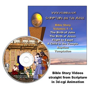 ASLBible.com - Bible Stories