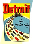 Detroit - The Motor City Collection