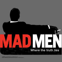 A collection of officially licensed Madmen Where the Truth Lies t-shirts and gifts.  Show your love for this great televsion show with a tv geek t shirt.