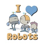 I Heart (love) Robots