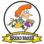 WORLDS GREATEST BREAD BAKER FEMALE