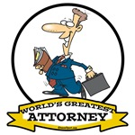 WORLDS GREATEST ATTORNEY II CARTOON