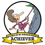 WORLDS GREATEST ACHIEVER WOMEN