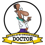 WORLDS GREATEST DOCTOR II CARTOON