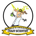 WORLDS GREATEST CRAZY SCIENTIST CARTOON