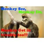 Monkey See, Monkey Like