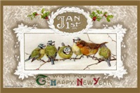 Chirpy New Year
