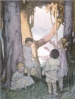 Beneath the Sugar Plum Tree