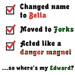 Bella's Checklist