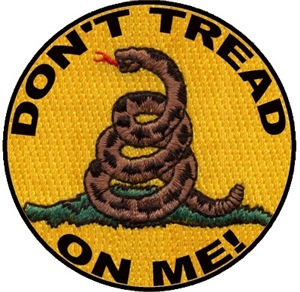Don't Tread on Me - Circle