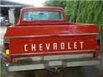1971 Ch######t Truck Tailgate