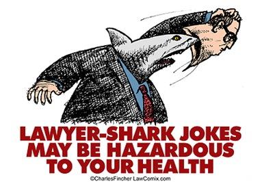 Lawyer-Shark Jokes