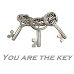 Faith Hope Charity - You are the Key