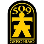509th Parachute Infantry - The Geronimos