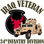 34th Infantry Div - Iraq Veteran