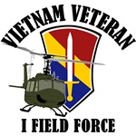 I Field Force - Vietnam Huey