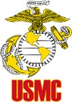 T-shirts, hats, mugs, stickers and gift items for the US Marine Corps Family