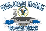 Welcome Home - USS Carl Vinson