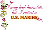 T-shirts, hats, mugs, stickers and gift items for the Marine Mom