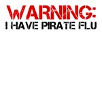 Warning: I Have Pirate Flu