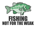 Fishing-Not for the weak