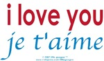 Bi-Lingual 101: I Love You, Je T'aime
