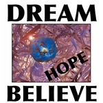 Dream Hope Believe