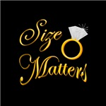 Size Matters - With Diamonds Gifts and Merchandise