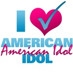 I Heart/Vote American Idol