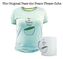 Pass the Peace Please! (1 Design)
