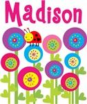 Ladybug Garden (personalized)