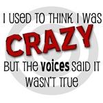 Crazy Voices