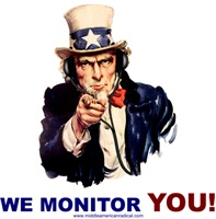 We Monitor You!