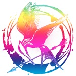 Mockingjay the Rainbows