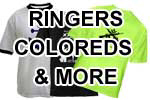 Military Greys, Coloreds, Ringers & More