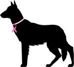 German Shepherd Breast Cancer Support