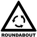 Roundabout T-shirt, Roundabout T-shirts