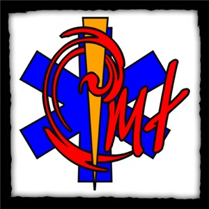 EMT Star of Life Super Hero Style