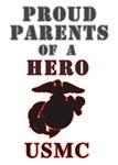 USMC Proud parents T-Shirts & Gifts