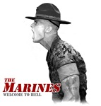 Marines WELCOME TO HELL #2