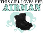 This Girl loves her Airman