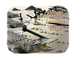 Crocodile Landing Party