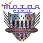 MOTOR CITY SHIELD