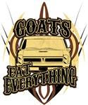 Goats Eat Everything