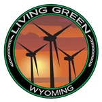 Living Green Wyoming Wind Power